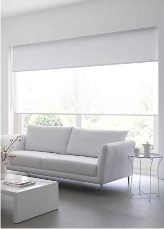 cortinas black out blancas