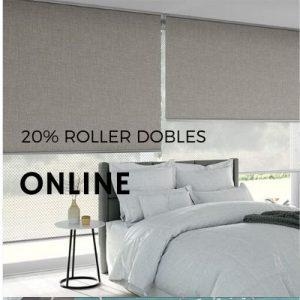 cortinas roller a medida