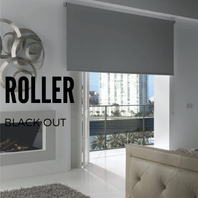 CORTINAS ROLLER BLACK OUT INDEPENDENCIA