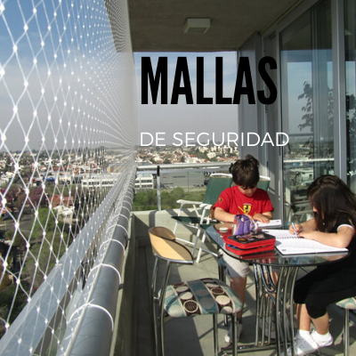 MALLA SEGURIDAD BALCON