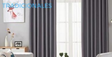 cortinas clásicas tradicionales