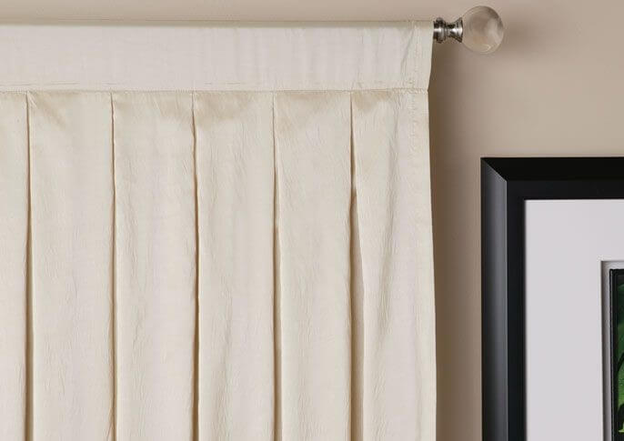 cortina plisada cortina plisada barra superior metalica