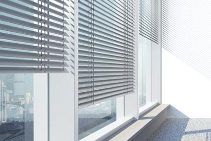 cortinas de Aluminio metal metalicas cortinas para oficina casa interior