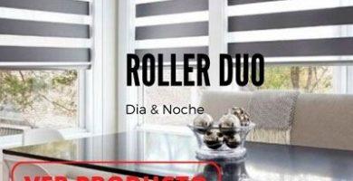 ROLLER DUO A MEDIDA